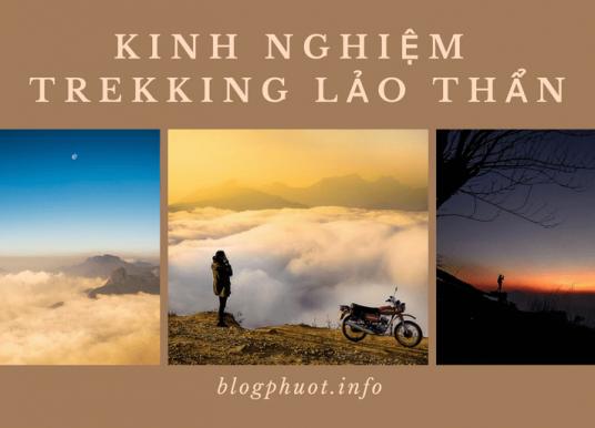 Kinh nghiệm trekking săn mây núi Lảo Thẩn an toàn, chi tiết