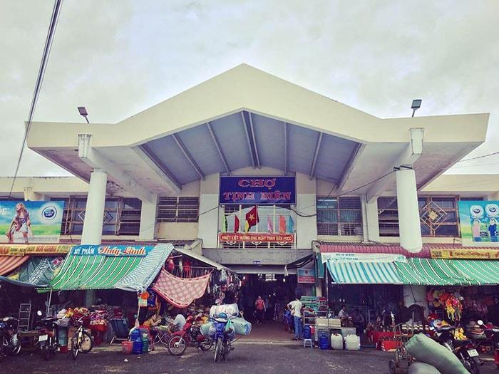 Chợ Tịnh Biên, An Giang