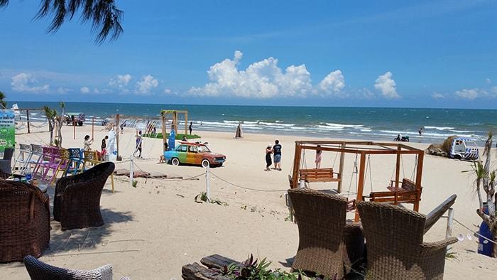 Bãi biển Lagi Bình Thuận