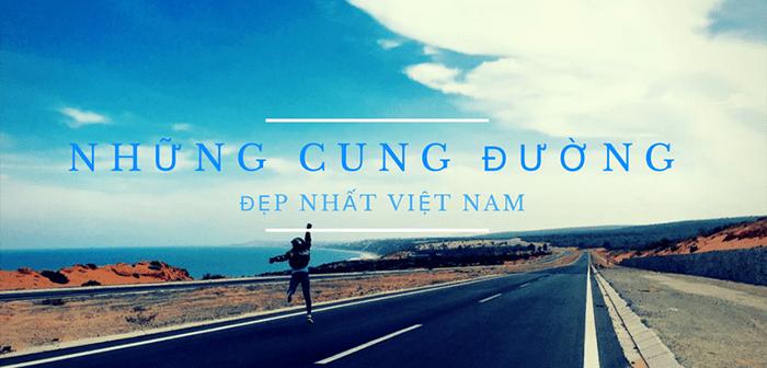 Những cung đường phượt đẹp nhất Việt Nam