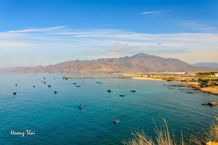 Biển Cà Ná tuyệt đẹp