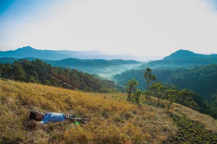 Cung đường Trekking đẹp nhất Việt Nam: Tà Năng - Phan Dũng