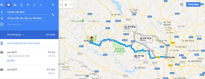 Cung đường săn mây Hà Nội - Mộc Châu - Tà Xùa - Bắc Yên