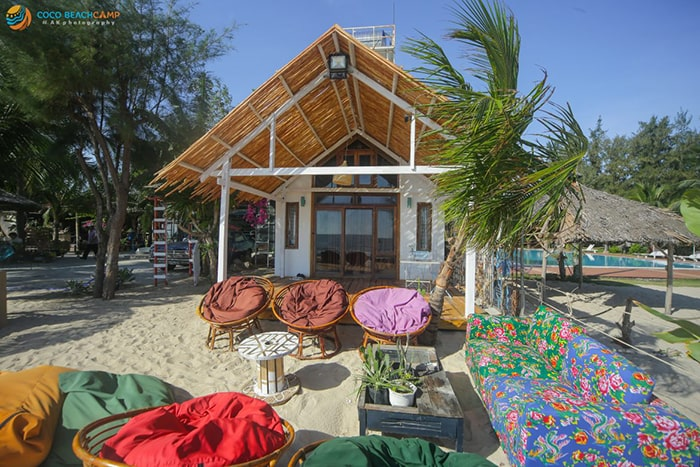 Bungalow Seaview Coco beach