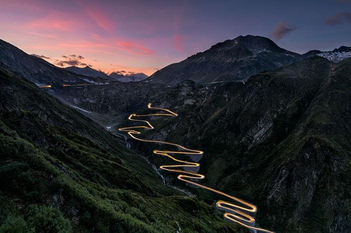 Đèo Gotthard, Thụy Sĩ
