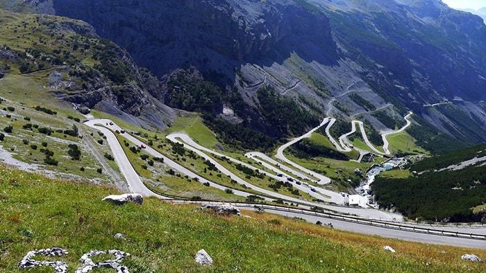 Đèo Stelvio, Ý (The Stelvio Pass, Italy)