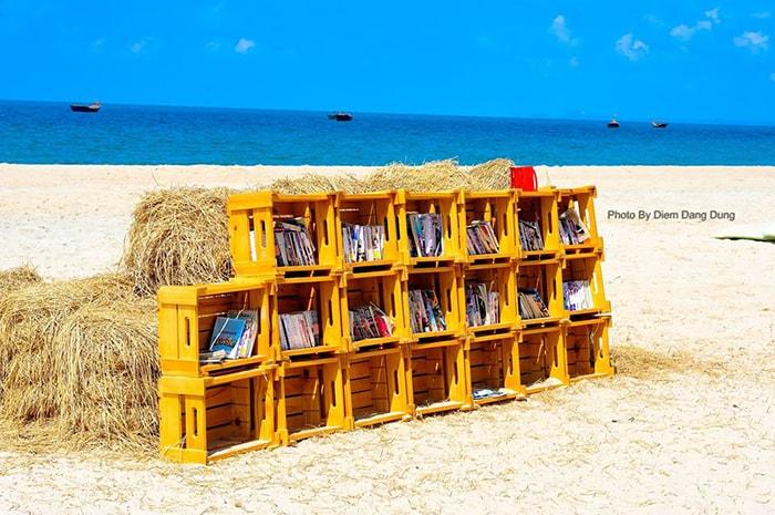 Một địa điểm sống ảo khác ở LaGi Coco beach