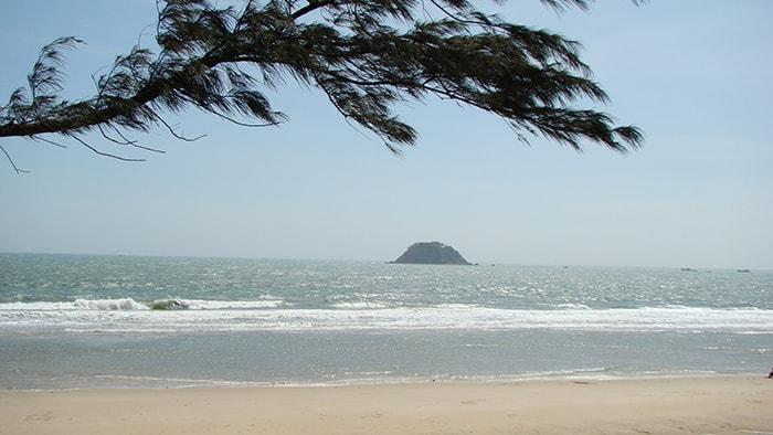 Gió, cát và dương ở bãi biển Đồi Dương