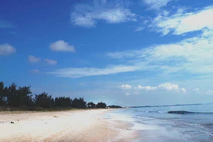 Bãi biển Đồi Dương, La Gi