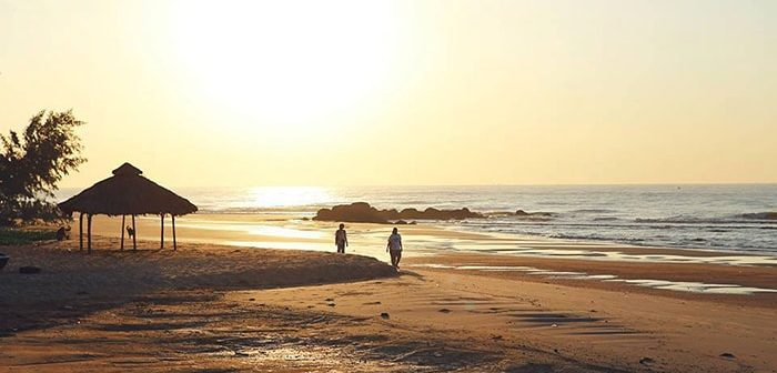 Kinh nghiệm đi phượt LaGi Coco beach Bình Thuận