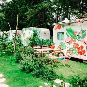 Camping Trailer - Duneview