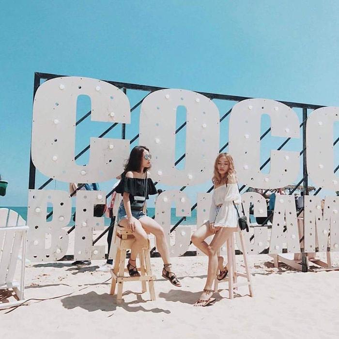 Coco BeachCamp được mệnh danh là thiên đường sống ảo ở LaGi, Bình Thuận