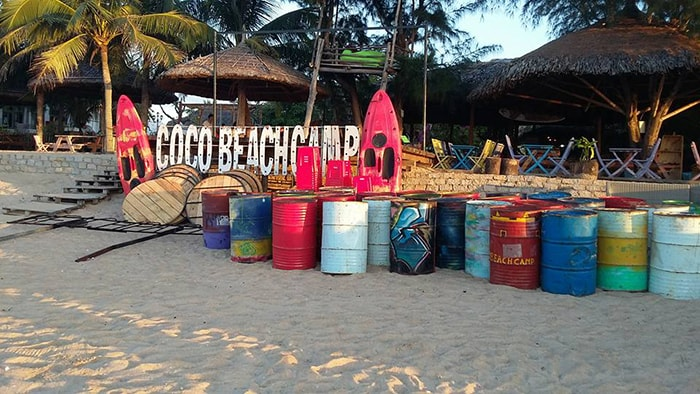 Coco BeachCamp LaGi, Bình Thuận