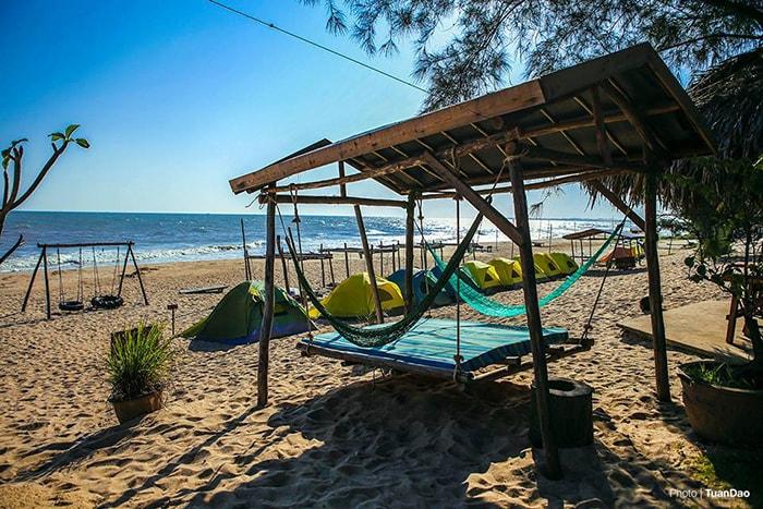 Thêm 1 địa điểm sống ảo nữa ở Coco beach