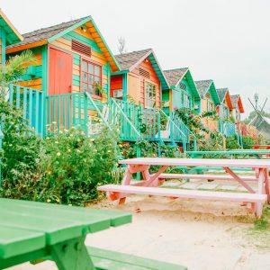 Phòng Beach Huts Dune View