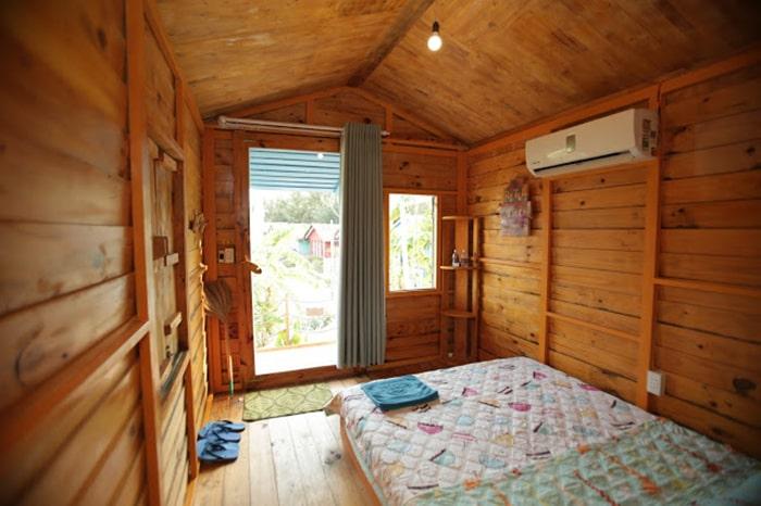 Phòng Beach Huts Lake View