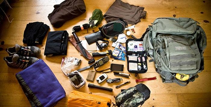 Các đồ sinh hoạt cần thiết cho chuyến đi phượt 2 ngày 1 đêm