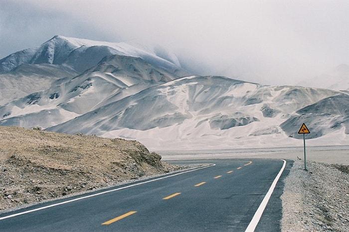 Đường cao tốc Karakoram, giữa Trung Quốc và Pakistan