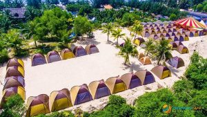 Lều phổ thông ở Coco Beach Camp