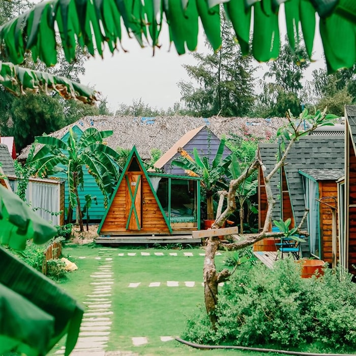 Làng Mộc - Rustic Village