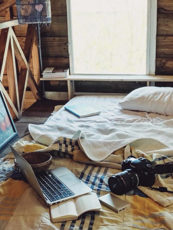 Không gian phòng ngủ Lara homestay ở LaGi