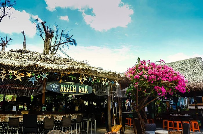 Beach Bar ở Coco beach camp