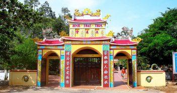 Sự tích Dinh Thầy Thím, thị xã LaGi, Bình Thuận