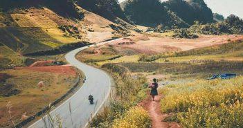 Kinh nghiệm đi phượt Mộc Châu bằng xe máy
