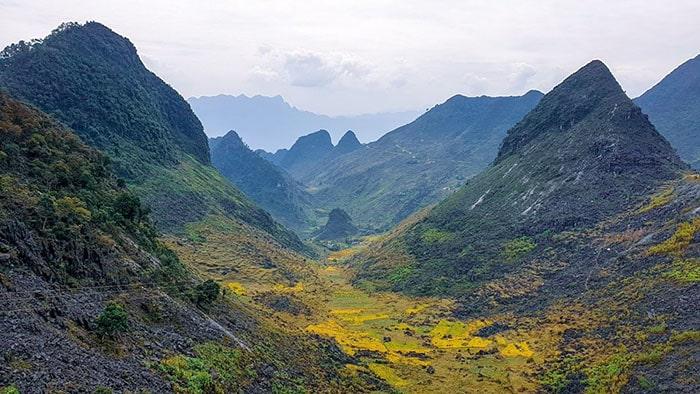 Vẻ đẹp của Hà Giang