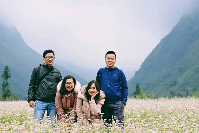 Review Hà Giang tháng 11