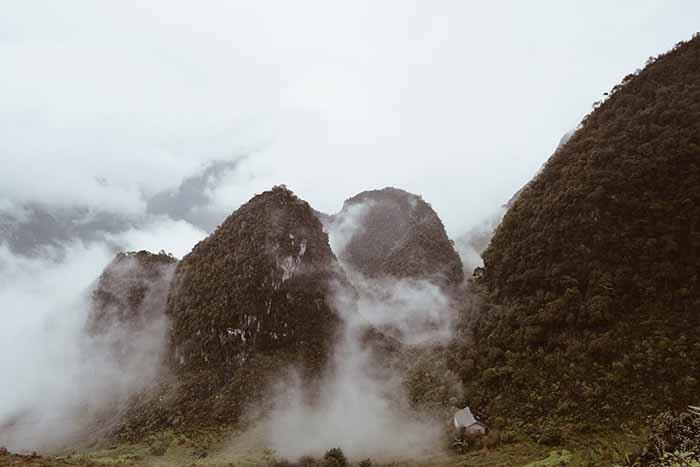 Phong cảnh ở Hà Giang