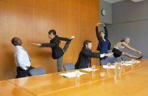 9 bài tập dành cho dân văn phòng lười vận động nhất