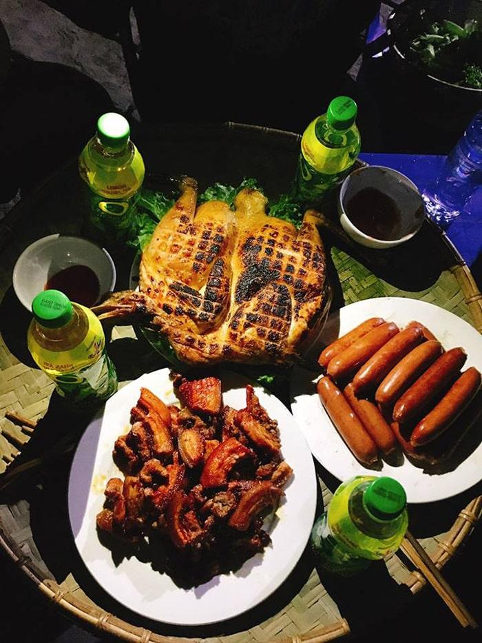 Bữa tối ở Đồng Văn