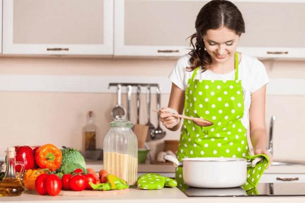 Nấu một món ăn yêu thích khiến tâm trạng của bạn khá hơn rất nhiều
