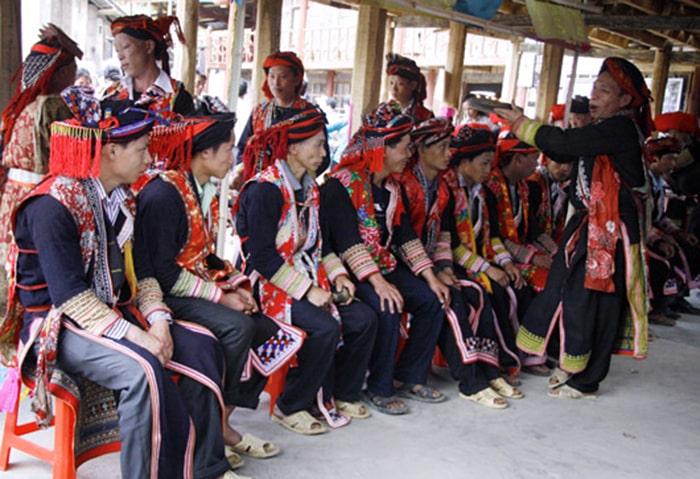 Lễ hội Xên Lẩu của người Thái đen ở MỘc Châu