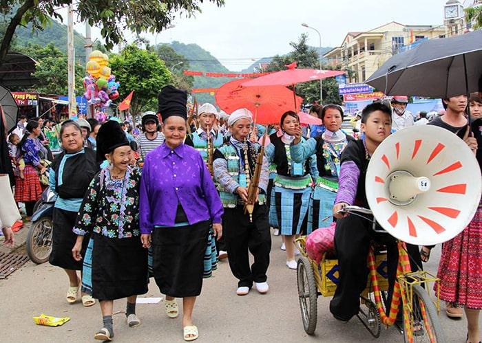 Lễ hội chợ Tình Mộc Châu