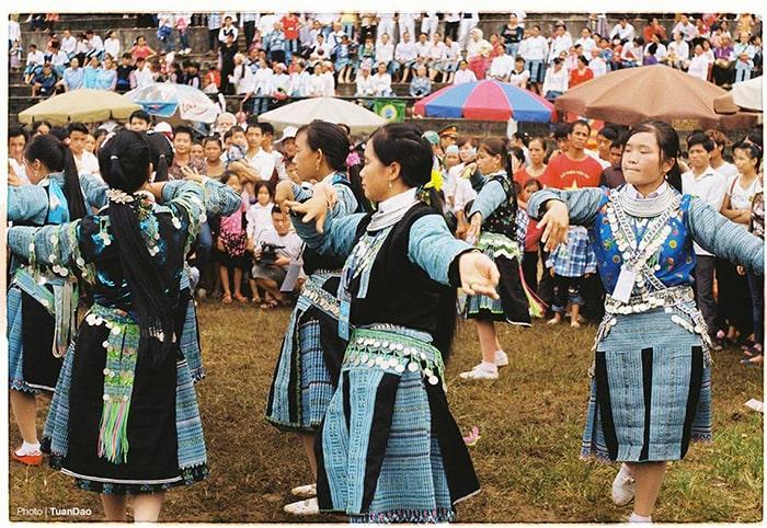 Tết Độc lập của người Mông ở Mộc Châu