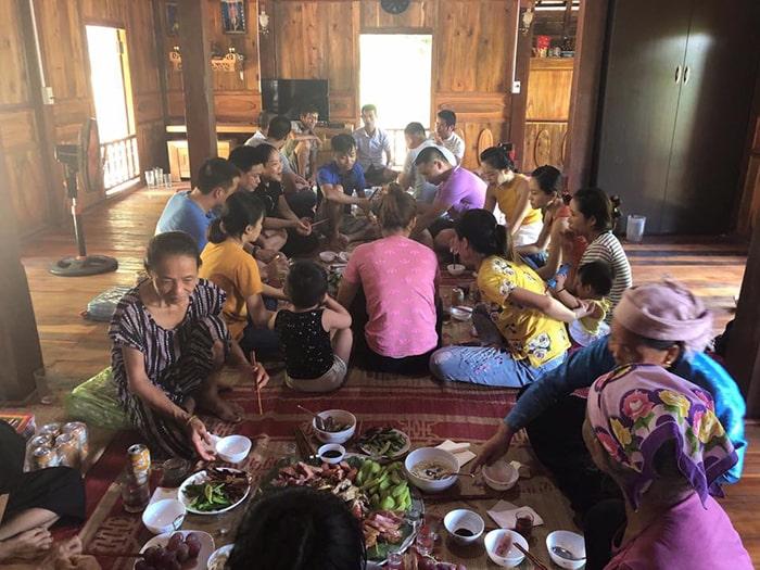Tết Xíp Xí của người Thái Trấng