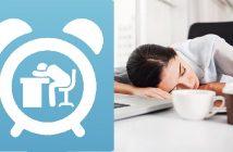 Tư thế ngủ trưa cho dân văn phòng đúng chuẩn