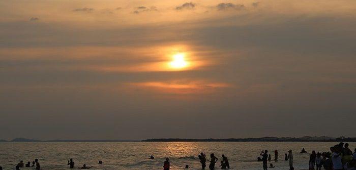 Kinh nghiệm du lịch Biển Cam Bình - Tx. LaGi, Bình Thuận