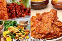 Ăn gì ở Nha Trang khi đặt chân đến thành phố biển xinh đẹp này?
