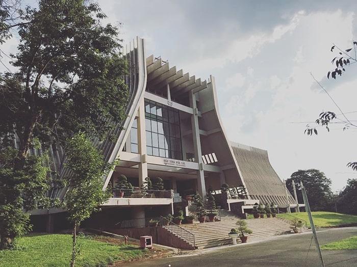 Bảo tàng Đắk Lắk lấy ý tưởng từ nhà Rông Tây Nguyên