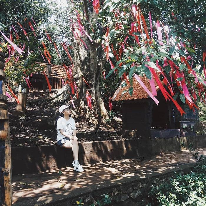 Khu du lịch Ko Tam - Buôn Ma Thuột