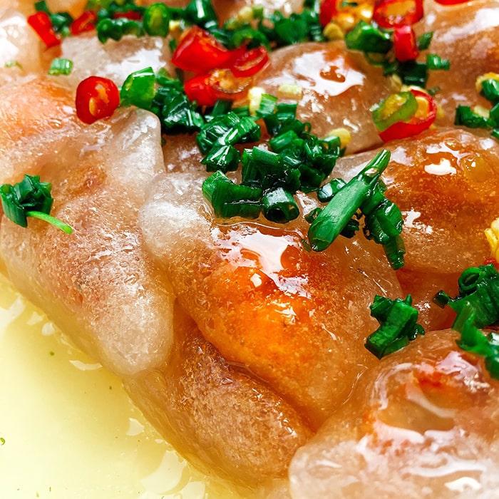 Bánh quai vạc đặc sản của Bình Thuận