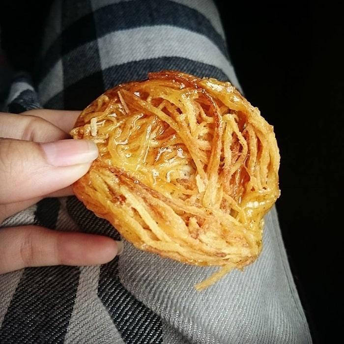 Bánh rế đặc sản Bình Thuận