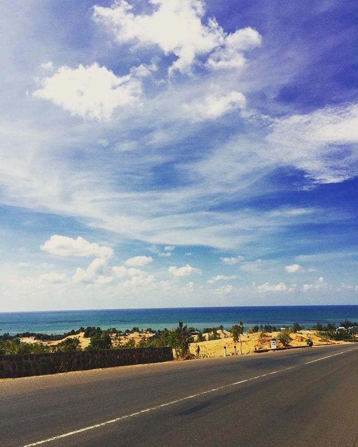 Bình Thuận đầy nắng và gió