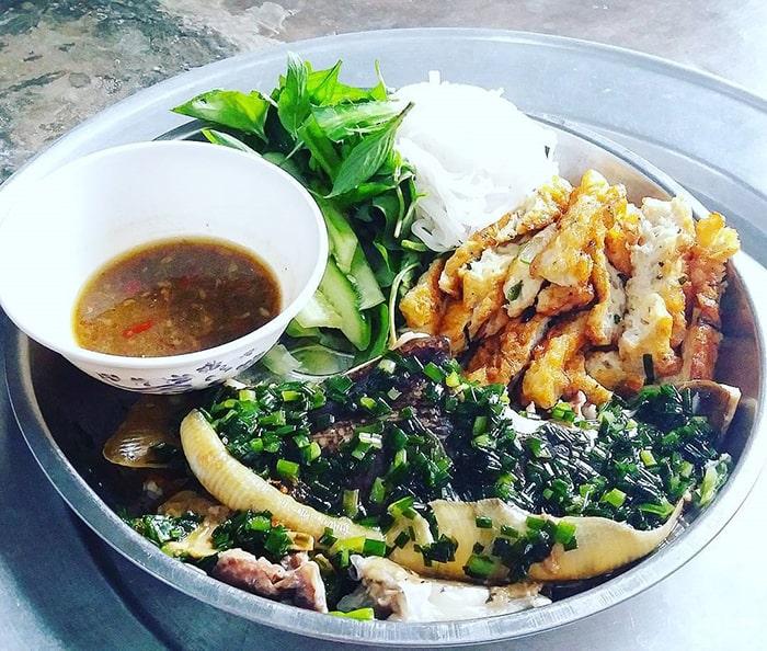 Cá lồi xối mỡ đặc sản Bình Thuận