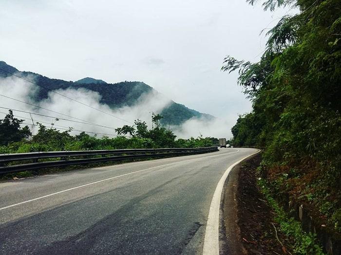 Cung đường đèo Bảo Lộc tuyệt đẹp