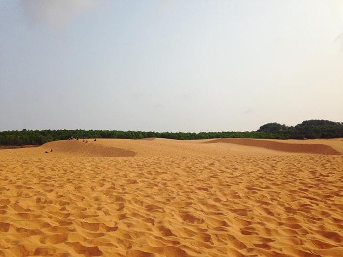 Đồi cát bay Mũi Né