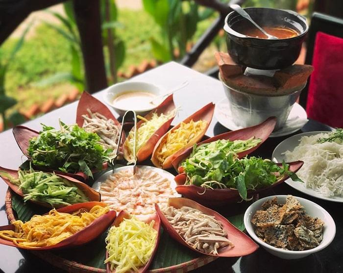 Đặc sản lẩu thả Phan Thiết, Bình Thuận